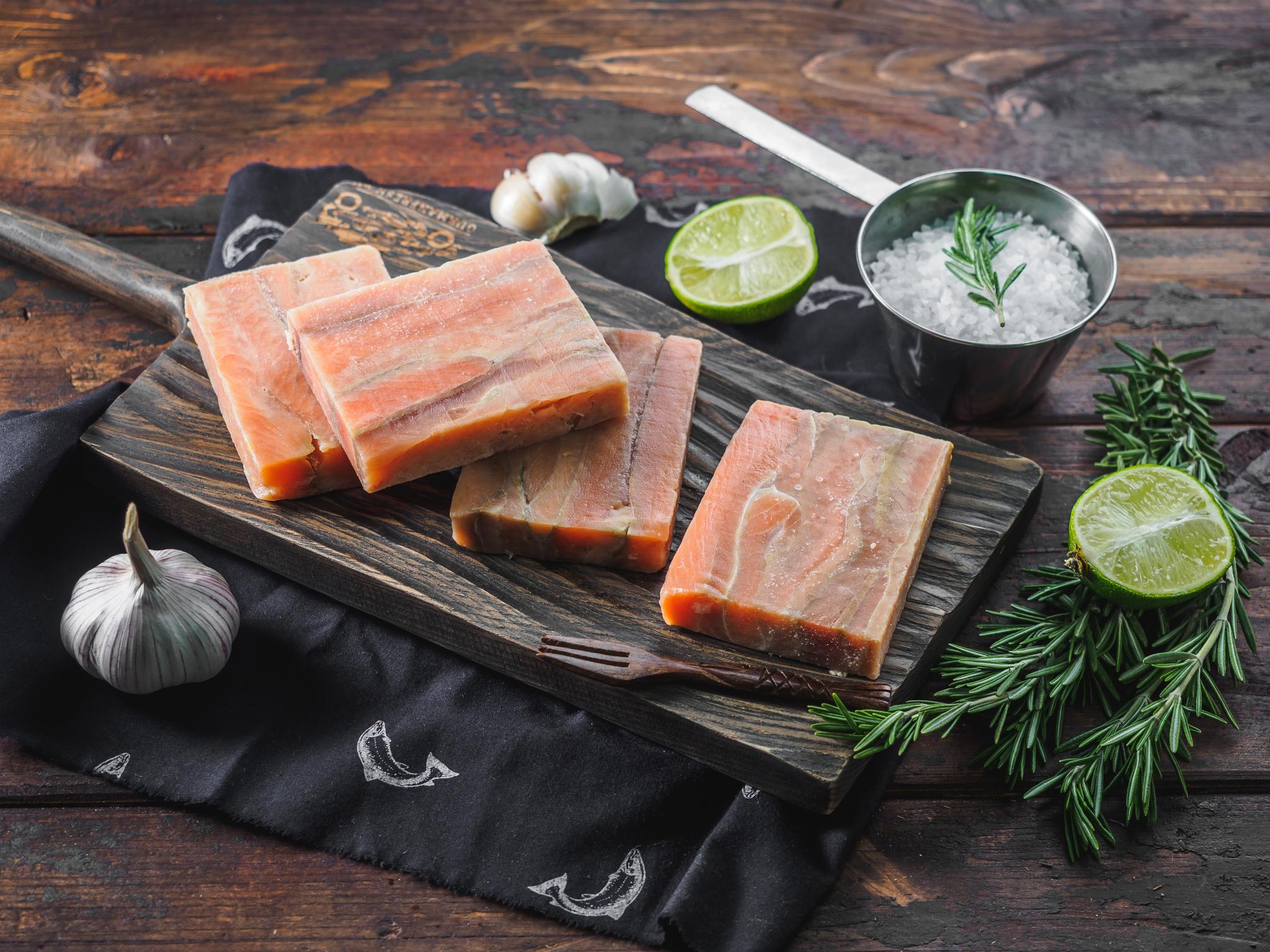 Горбуша (порционное филе) 400 гр