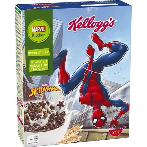 Готовый завтрак Kellogg's Spider-Man 350 гр