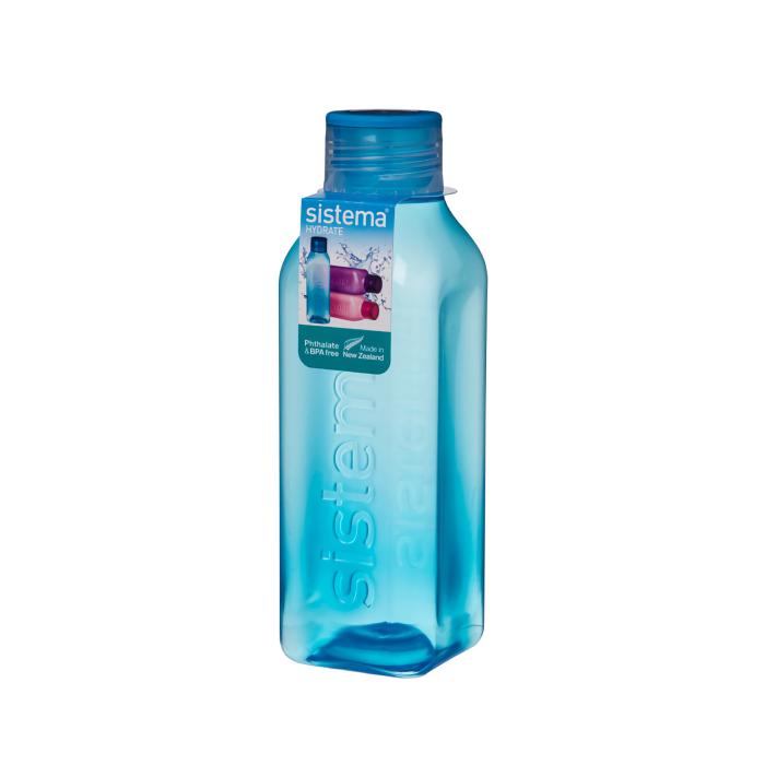 "Бутылка для воды Sistema ""Hydrate"" 725 мл, цвет Синий"