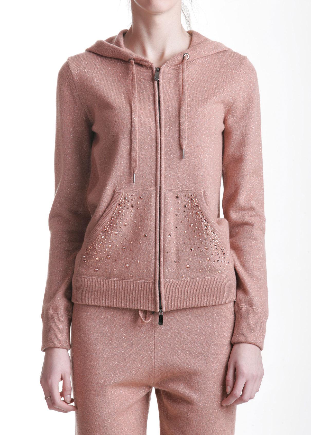 Куртка из шерсти и кашемира VDP