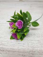 Букет розы пластиковый Рима