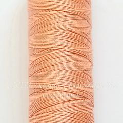 Нить шелковая Gutermann для вышивки, персиково-розовая, 100 м