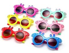 Розовая Свинка детские солнцезащитные очки