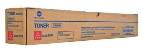Оригинальный тонер-картридж Konica Minolta TN-324M A8DA350 пурпурный