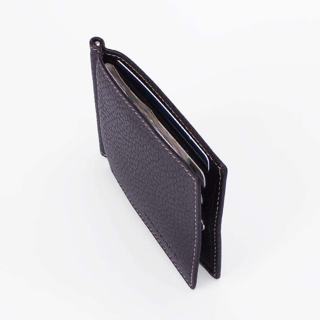 733 R - Зажим для купюр с RFID защитой без монетника