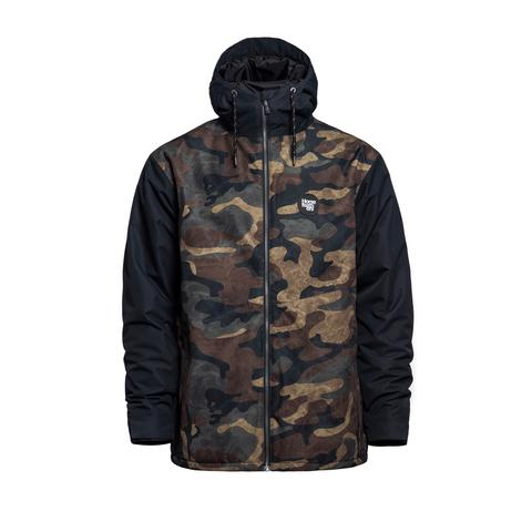 Куртка Horsefeathers KNOX JACKET woodland