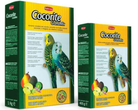 Padovan Grandmix Cocorite для волнистых попугаев