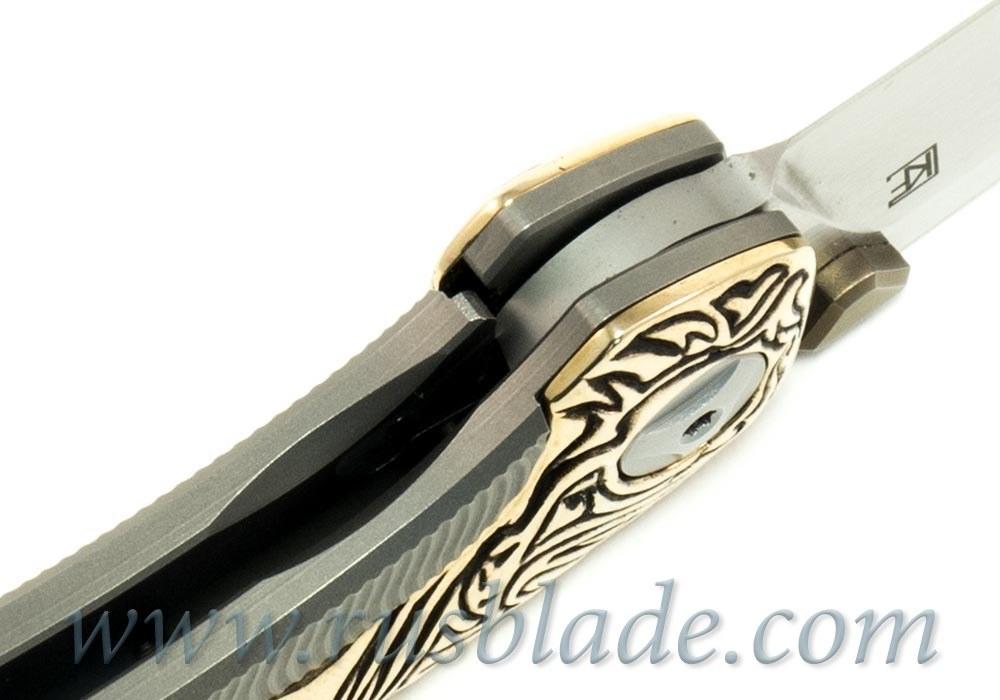 CKF CUSTOM Sukhoi Yakut Knife ONE-OFF - фотография