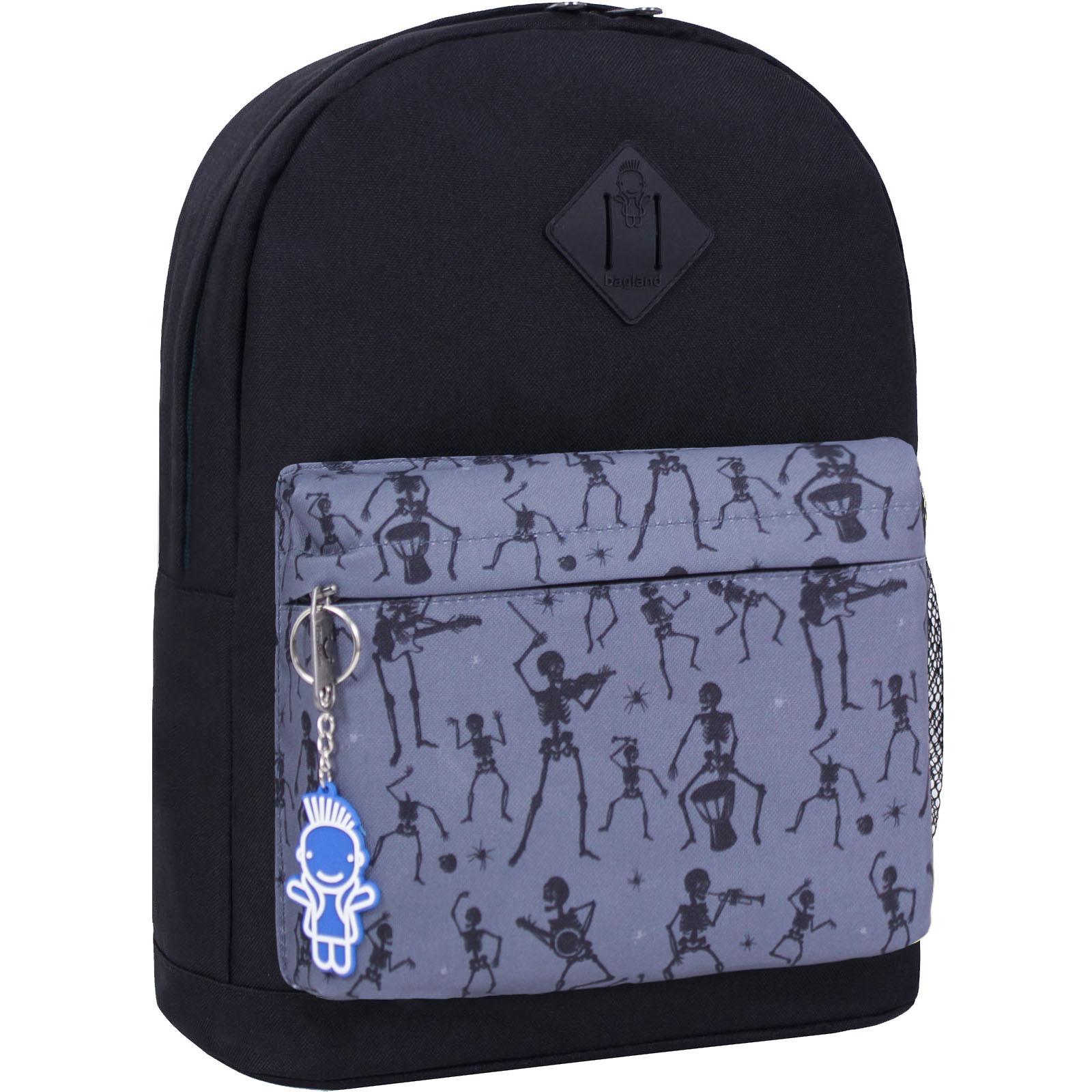Городские рюкзаки Рюкзак Bagland Молодежный W/R 17 л. черный 450 (00533662) IMG_2596_450_-1600.jpg