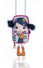 Okiedog Сумочка-куколка Tiny Treasures -