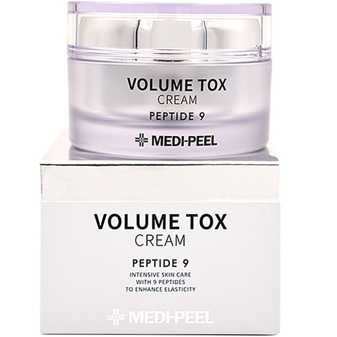 Volume TOX cream peptide 9