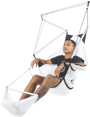 Подвесное кресло Ticket to the Moon Moon Chair White