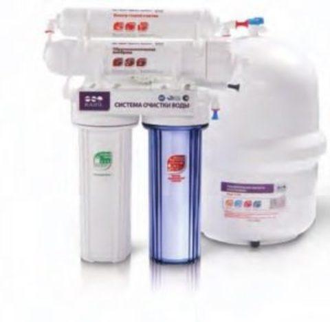 Водоочиститель RO 905-450-EZ CSM, (RO 4 стадийный GRANDO 4), Райфил