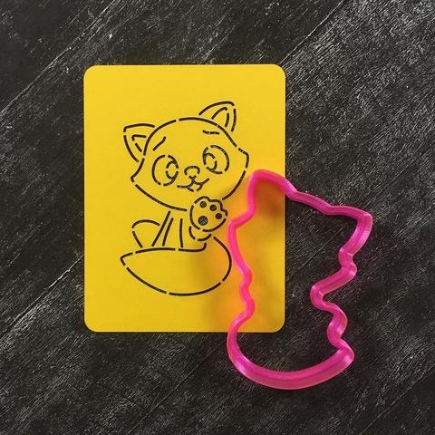 Кот №18