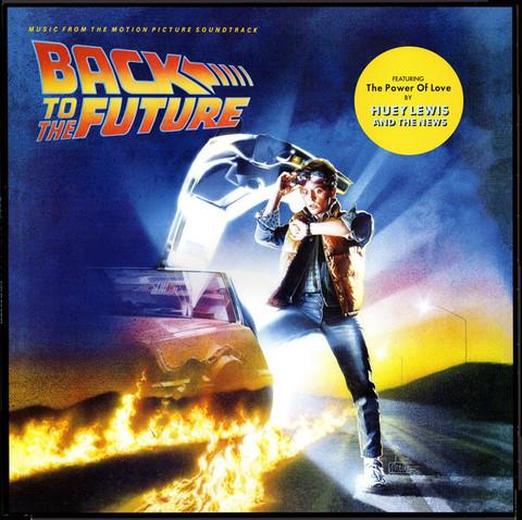 OST – Back To The Future / Назад в Будущее