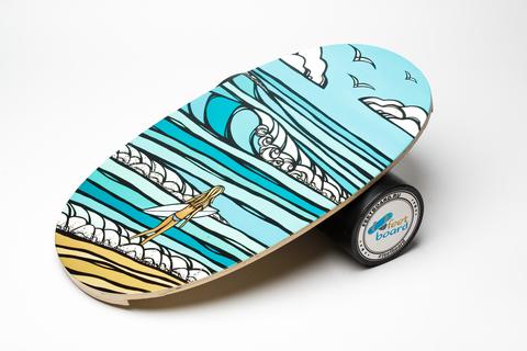 Балансборд FeetBoard Classic - Girl