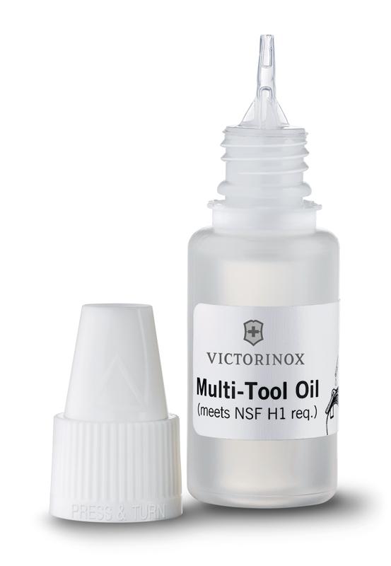 Смазочное масло Victorinox для складных ножей и мультитулов (4.3302)