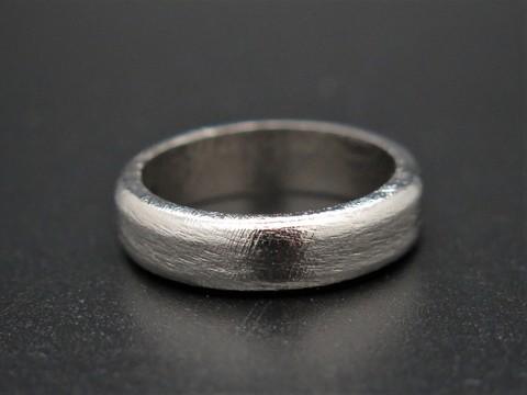 Кольцо из метеорита Муонионалуста. Размер 19