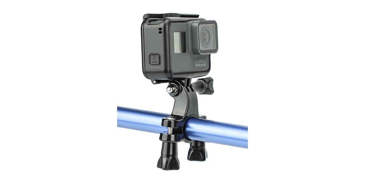 Крепление на трубу/раму 11-18 мм GoPro Handlebar Seatpost Pole Mount