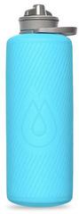 Мягкая фляга для воды Hydrapak Flux 1L Голубая