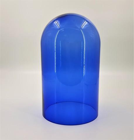 Стеклянная колба (Колпак, клош, купол, ваза, цилиндр) разноцветная 15*25