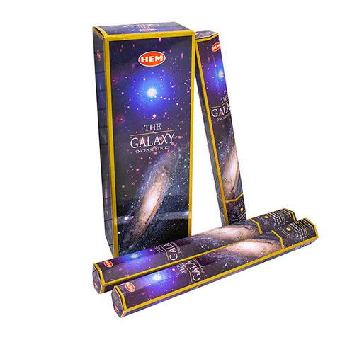 Палочки ароматические благовония HEM Галактика The Galaxy, 20 шт