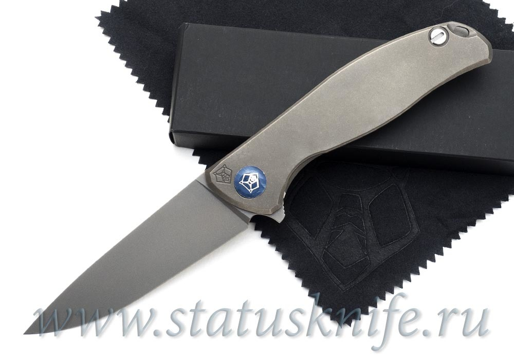 Нож Широгоров Flipper 95 Elmax Нудист Подшипники