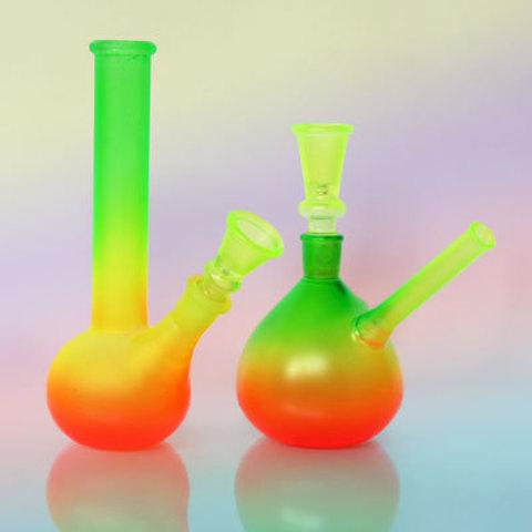 Бонг  Цветное стекло RAINBOW