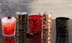 Стакан Nachtmann Whisky Copper Punk, 348 мл, красный, фото 3
