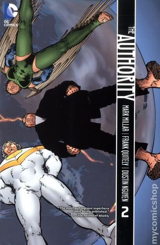 The Authority Vol 2 TPB