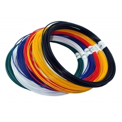 Набор пластика ABS для 3D ручек (6 цветов по 10 м)