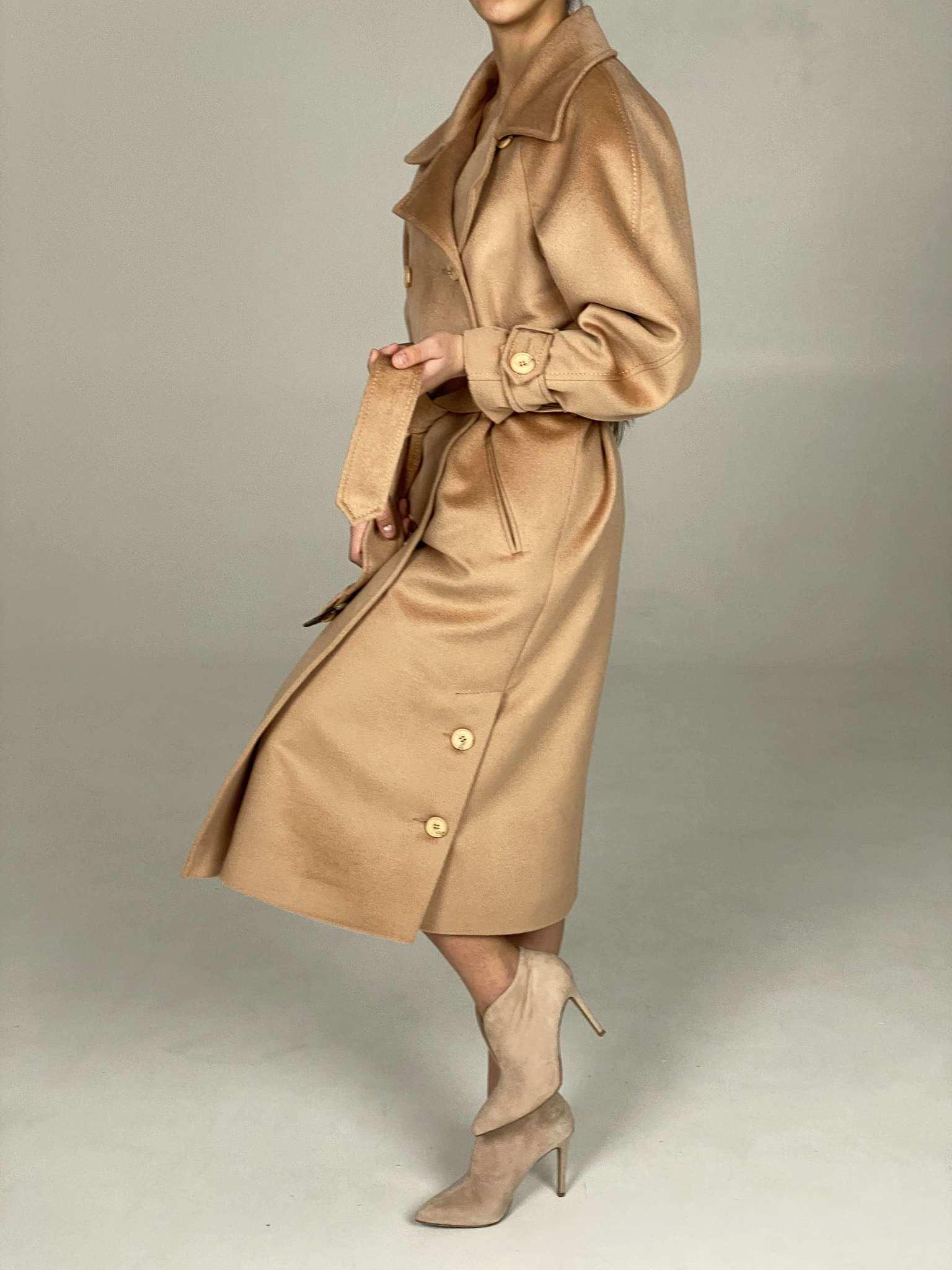 Пальто-тренч