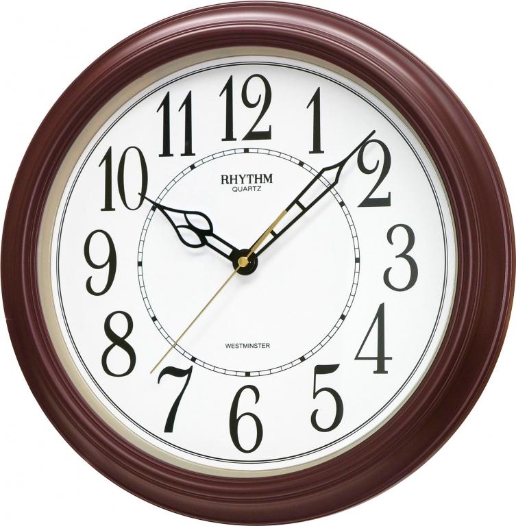 Настенные часы Rhythm CMH726NR06