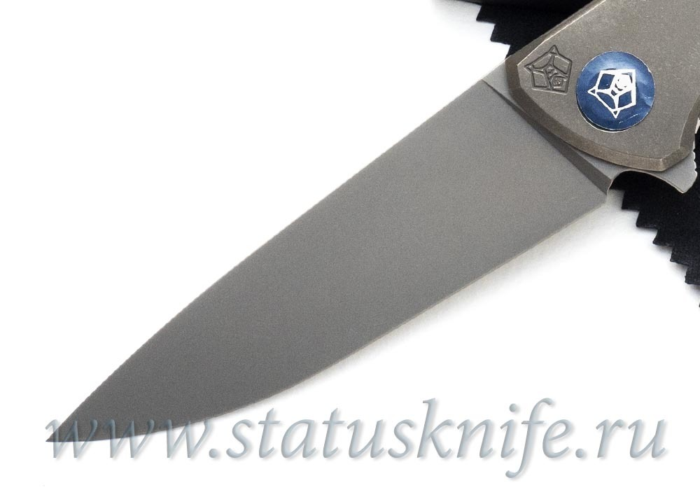 Нож Широгоров Flipper 95 Elmax Нудист Подшипники - фотография
