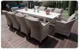 Комплект мебели Тоскана из искусственного ротанга