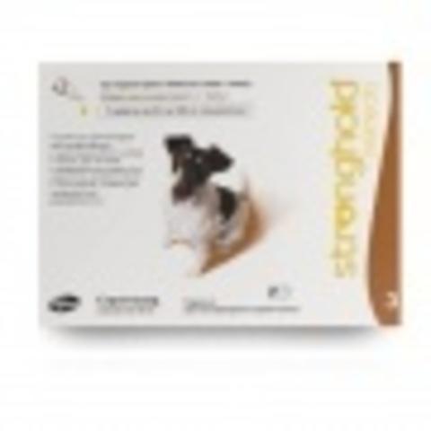 Стронгхолд капли на холку для собак 5-10кг (1пипетка)