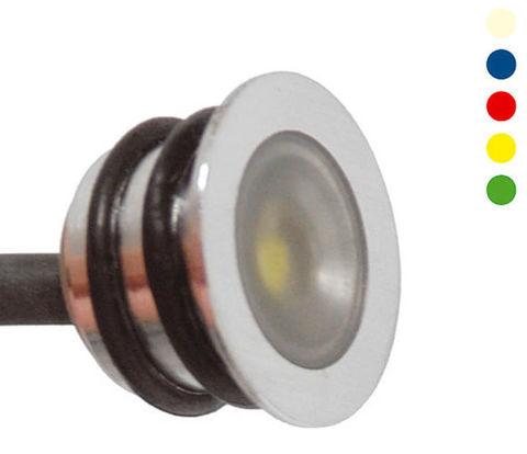 Подводный светильник для пруда Skylight Nano 300, красный