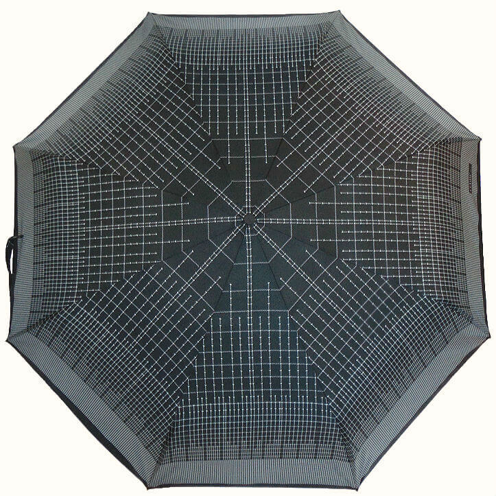 Зонт складной Ferre-6036-10-Jumbomatic STAMPATO