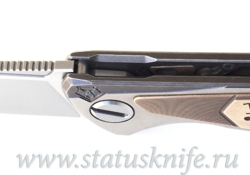 Нож Широгоров F95 10th Anniversary Юбилейный - фотография