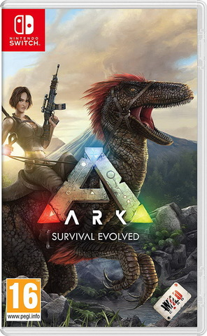 ARK: Survival Evolved (Nintendo Switch, русская версия)