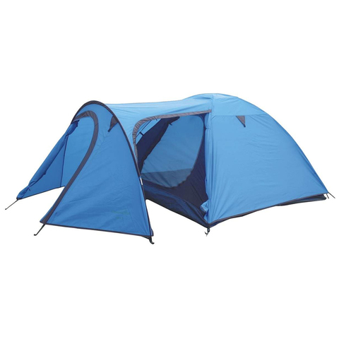 Палатка Green Glade Zoro 4, 130+210х240х130 см