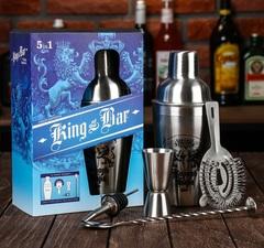 Набор для приготовления коктейлей «Король бара», фото 1