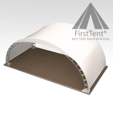 Арочный шатер 10х5