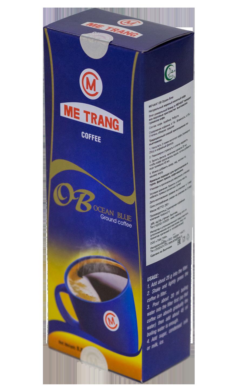 Кофе Me Trang Ocean Blue молотый 250 гр 2