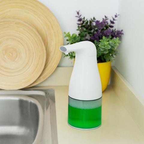Дозатор-вспениватель для жидкого мыла Foamy 400мл, сенсорный