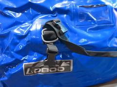 Водонепроницаемая сумка LOBOO 66 л синяя