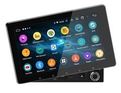 Универсальная магнитола 8 дюймов с поворотным экраном Android 9.0 модель KD 8080