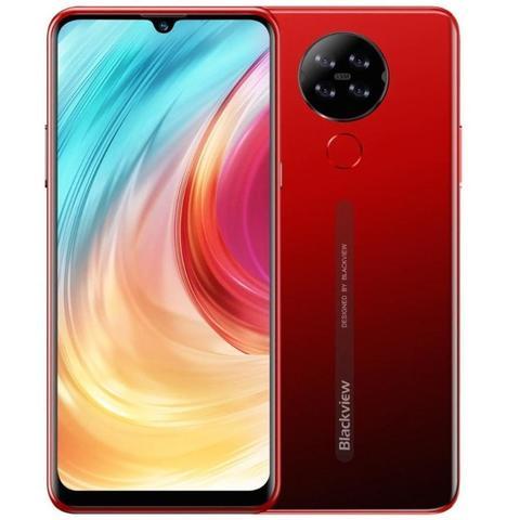 Мобильный телефон Blackview A80s красный