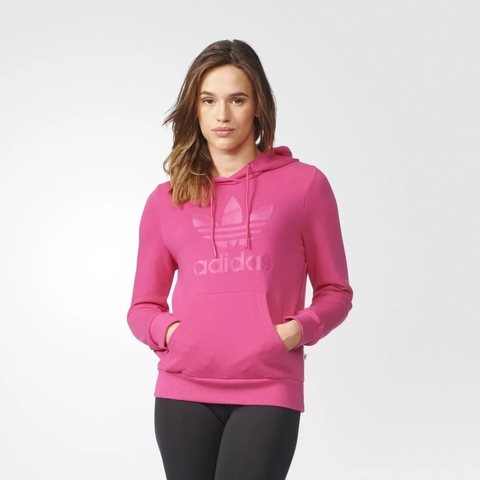 Джемпер женский adidas ORIGINALS TRF LOGO HOODIE