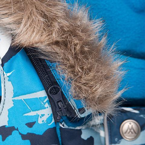 Канадский комплект Monty by Premont TW37203 Blue